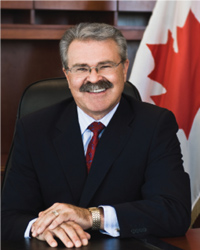 The Honourable Gerry Ritz, Privy Councillor, Member of Parliament