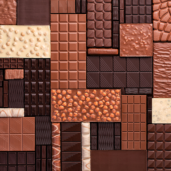 What are those white spots on your chocolate?