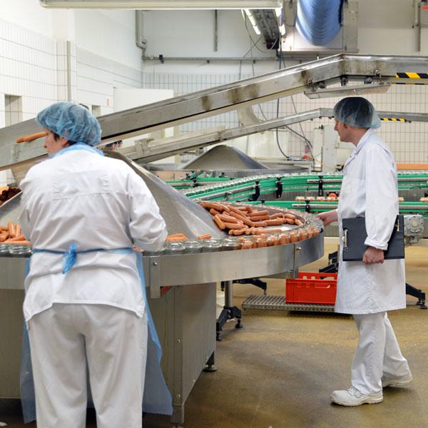 Une meilleure approche pour l'inspection des viandes
