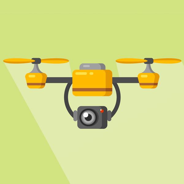Les drones peuvent ils aider à combattre les espèces envahissantes?