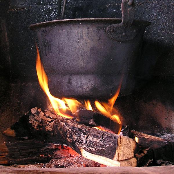 Qu'est-ce qu'il y a dans mon bois de chauffage, et pourquoi cela est-il important?