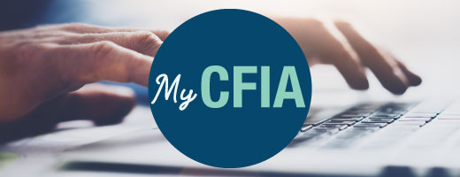 My CFIA - Canadian Food Inspection Agency