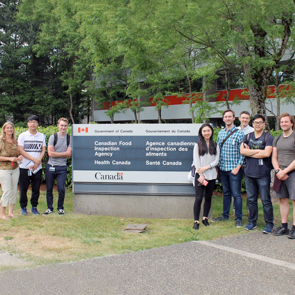Detecting marine biotoxins – CFIA and university students working to make a difference