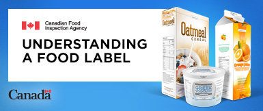 Interactive Tool – Understanding a Food Label