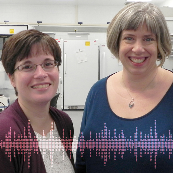 Women in Science – podcast with Bree-Ann Lightfoot and Dr. Lisa Hodges