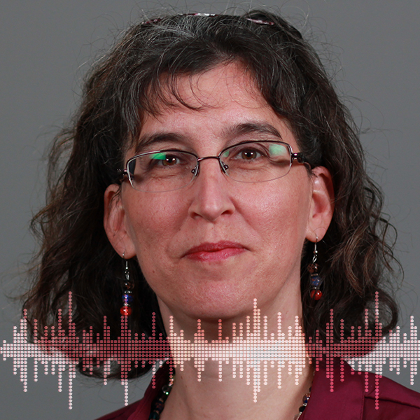 Women in Science – podcast with Dr. Mireille Marcotte