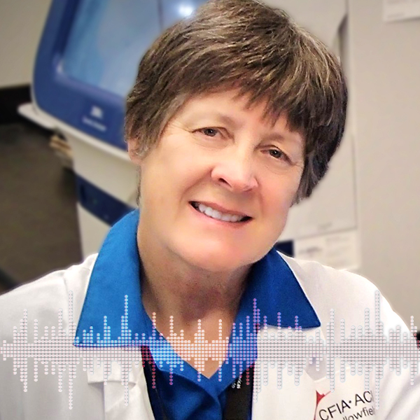 Women in Science – podcast with Dr. Susan Nadin-Davis