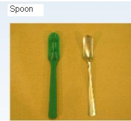 Figure 1 – Examples of obex spoon.