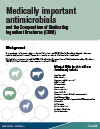 PDF thumbnail: Medically important antimicrobials