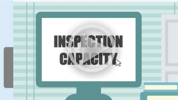 video - inspection capacity