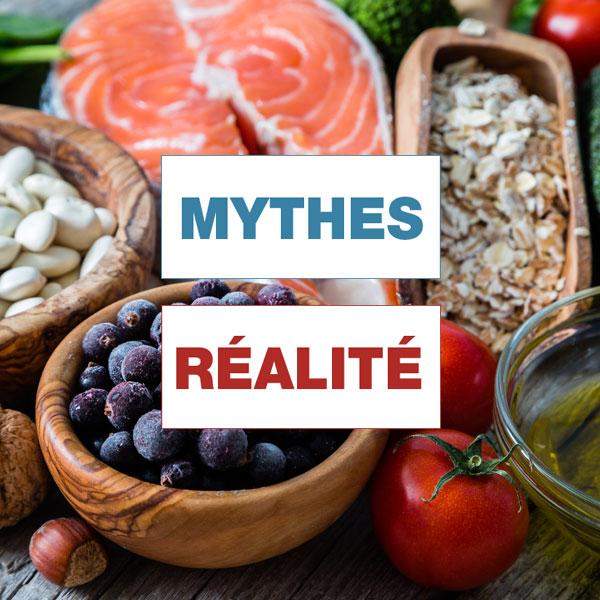 Règlement sur la salubrité des aliments au Canada (RSAC): Mythes et réalité