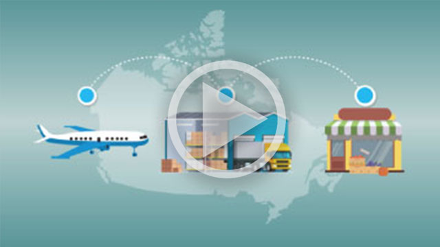 Video - Importing Food to Canada - Canadian Food Inspection