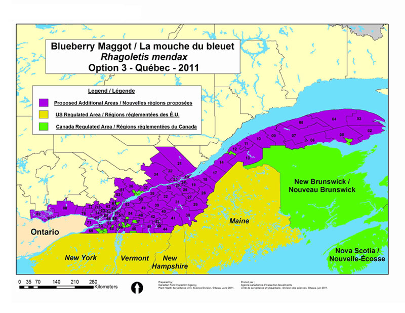 RMD-11-03: Revision of the geographic boundaries of the regulated