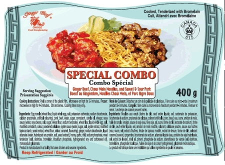 Special Combo - 400grams