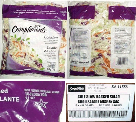 Compliments Coleslaw