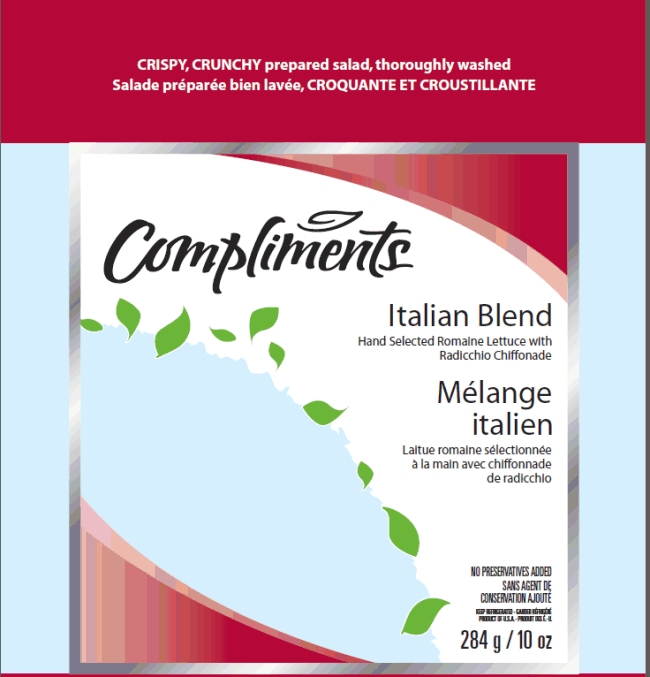 Compliments Italian Blend