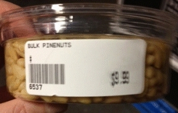 The Sweet Potato - Bulk Pinenuts