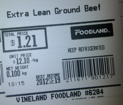Foodland - Extra Lean Ground Beef