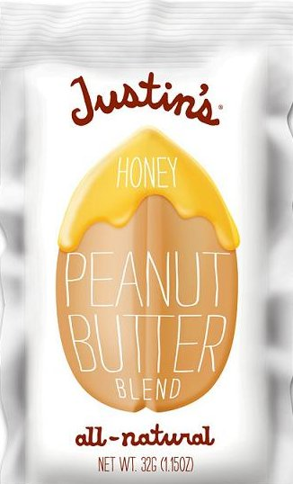 Justin's - Honey Peanut Butter Blend