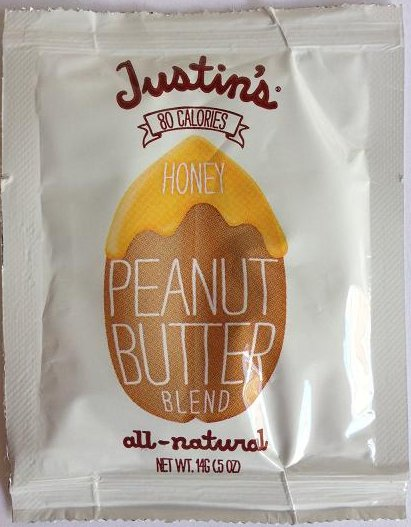 Justin's - Honey Peanut Butter Blend - 80 calorie
