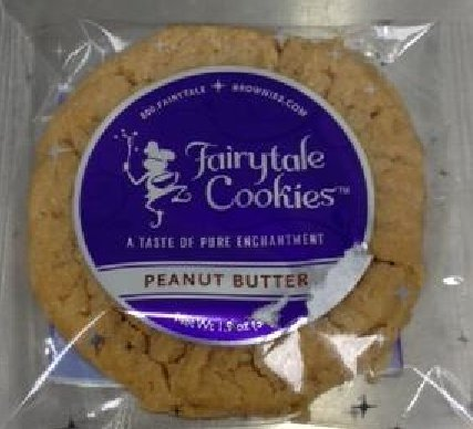 Fairytale - Peanut Butter Cookies