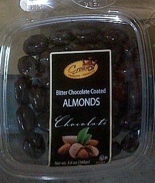 Crown brand Bitter Chocolate Coated Cranberries