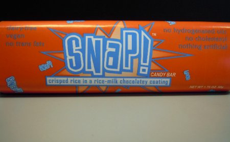 Snap - Candy Bar - front