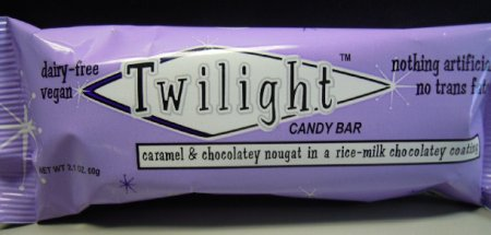 Twilight - Candy Bar - front