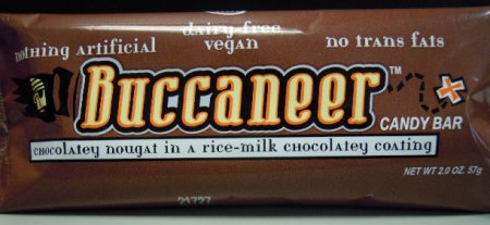 Buccaneer - Candy Bar - front