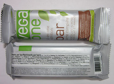 One Bar All-in-one nutrition Chocolate Almond