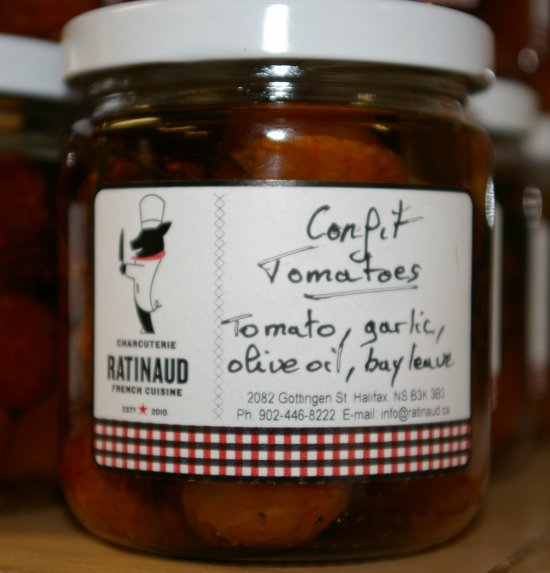 Charcuterie Ratinaud French Cuisine brand Confit Tomatoes