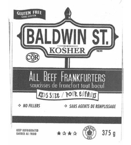 All Beef Frankfurters – Kids Size