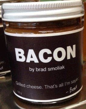 Kitchen By Brad Smoliak brand Bacon spread