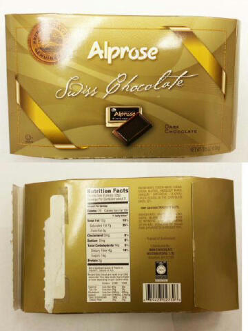 Alprose-Swiss Chocolate