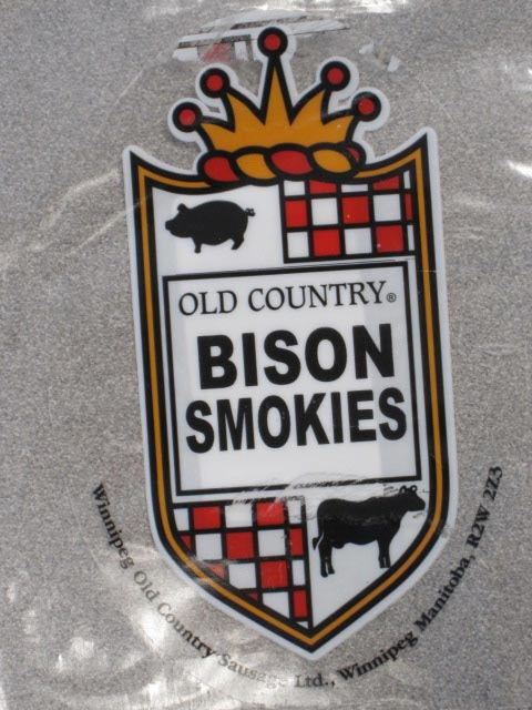 Bison Smokies - 20pc bag