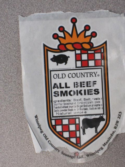 All Beef Smokies - 20pc bag