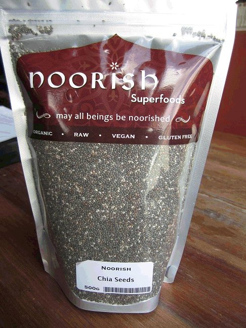 Noorish Superfoods - Chia Seeds