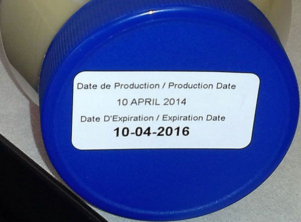 Al Koura Tahina Extra: 907 grams: Production and Expiration Date