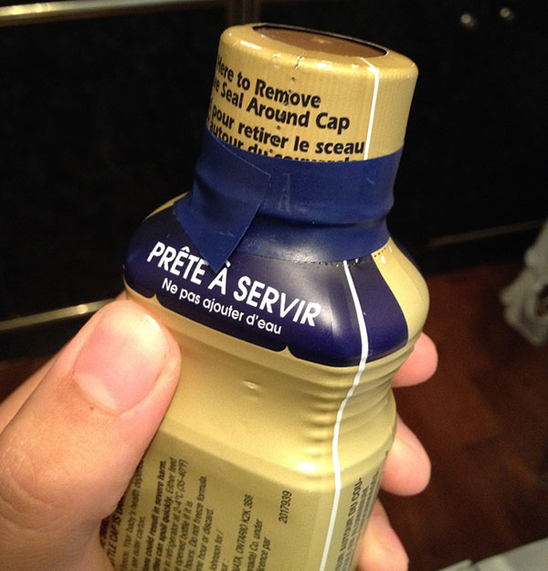 Enfamil A+ - Ready to Feed Infant Formula - 237 millilitres