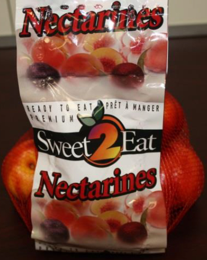 Nectarines - 2 pound bag
