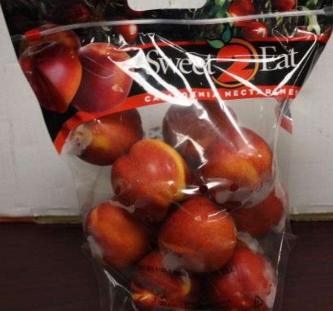 Nectarines - 4 pound bag
