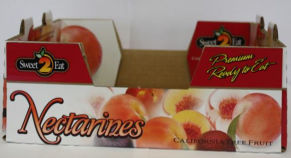 Nectarines - 4-4.5 pounds