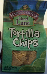 Island Lime Tortilla Chips 364 grams
