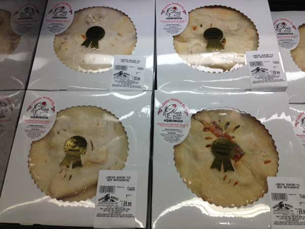 Catch of the Bay Fresh Fish Market - Lobster Seafood Pie - 1200 grams