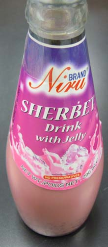 Faluda and Sherbet Drink with Jelly recalled due to undeclared milk ...
