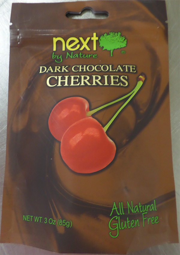 Dark Chocolate Cherries - 85 grams