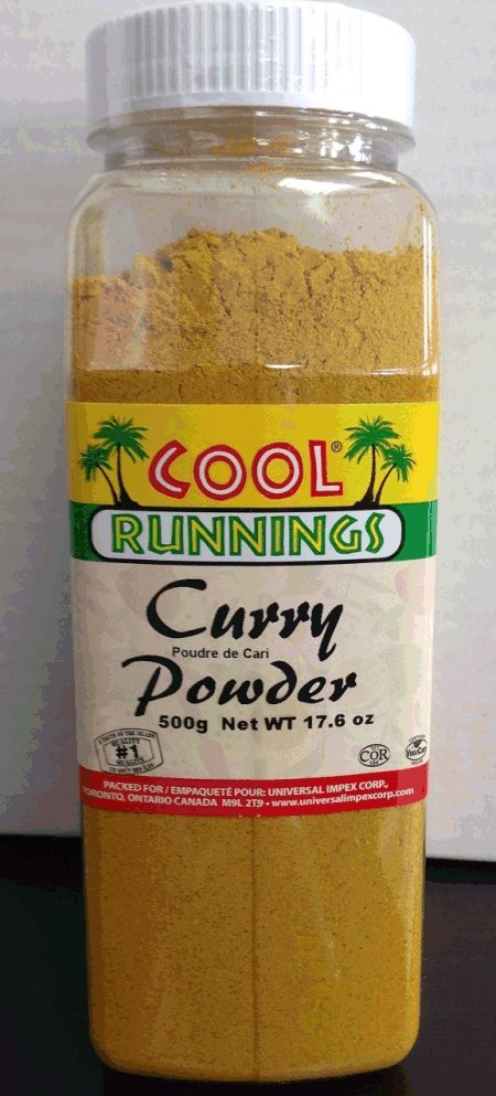Cool Runnings - Curry Powder - 500 gramme