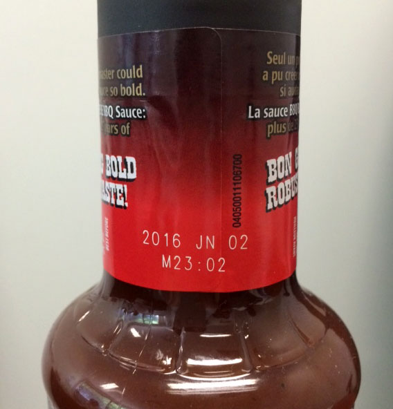 Bull's-Eye brand Barbecue Sauce – Hot Southern Cajun - 425 millilitre
