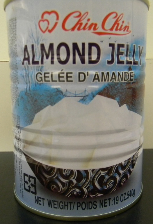 Chin Chin - Almond Jelly - 540 grams