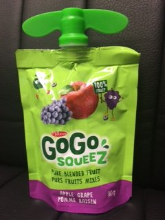 GoGo squeeZ - Apple Grape - alternate packaging